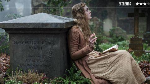 'Mary Shelley': el monstruo de Frankenstein era ella