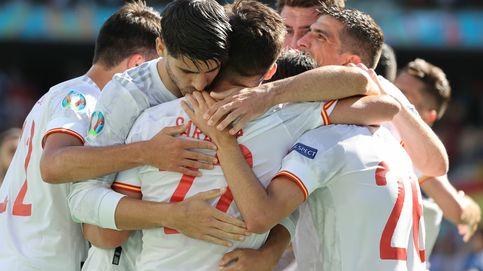 España - Croacia de octavos de final de la Eurocopa: horario y dónde ver