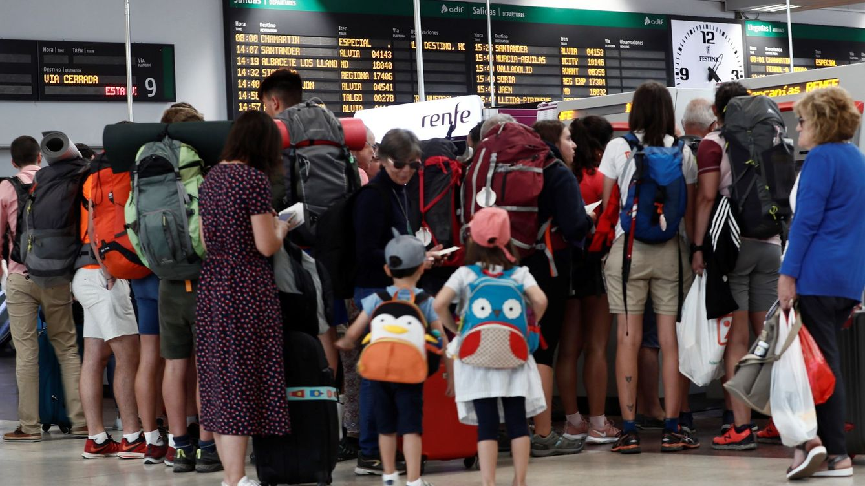 Huelga en Renfe el 5 de diciembre: comprueba si tu tren está cancelado