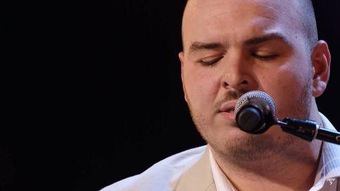 Kapeleris, el cantante y pianista ciego que plantó cara al bullying en 'Got Talent'