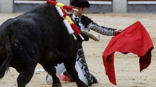 Toros de la Feria de San Isidro: brontofobia, ambiente de tormenta en Las Ventas