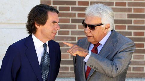 Aznar y Felipe González, amigos para siempre