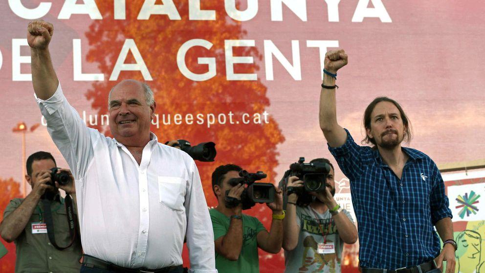 El candidato de Iglesias en Cataluña anuncia una renta de 644 euros
