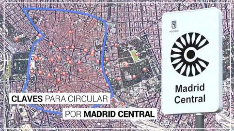 Las 40 claves para sobrevivir a Madrid Central (y un vídeo explicativo)