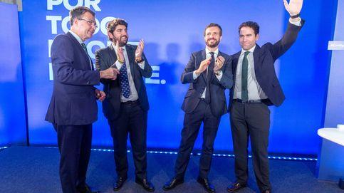 Cs aísla a sus cuatro concejales de Murcia y el PP empieza a asumir la derrota de la moción