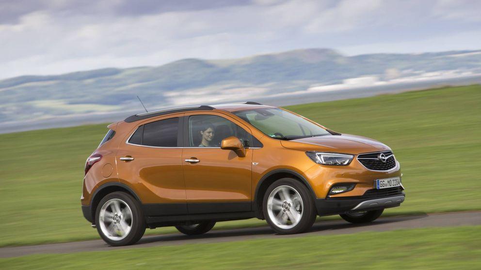 Opel Mokka X, un SUV español pequeño y premium