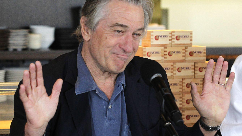 Foto: Robert De Niro en una imagen de archivo (Gtres)