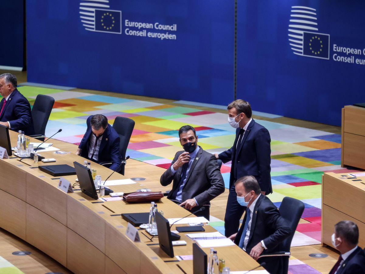 Foto: Consejo Europeo en Bruselas.