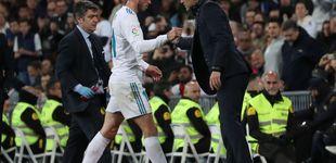 Post de El disparo de Zidane a Bale en el Real Madrid y la imposición a Florentino