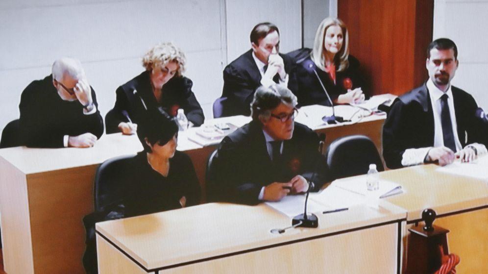 Foto: Los padres de Asunta durante la lectura del veredicto. (Efe)