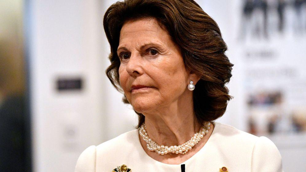 Foto: La reina Silvia en una imagen de archivo. (EFE)