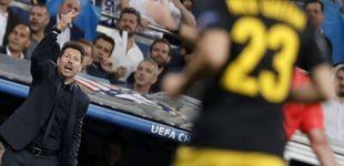 Post de El Atlético y Simeone apuestan por una revolución en su plantilla