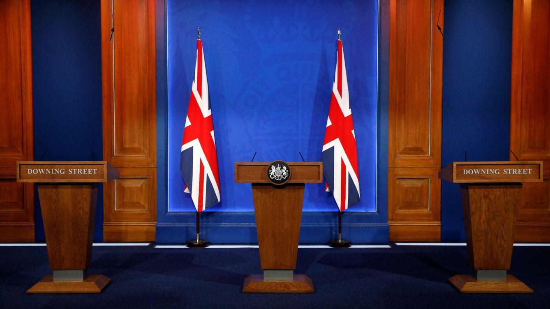 La inoperativa sala de prensa de 3 M de euros para la sociedad secreta de Westminster