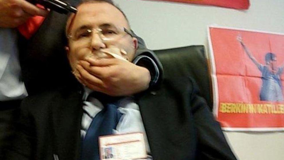 Muere el fiscal turco secuestrado en Estambul por hombres armados