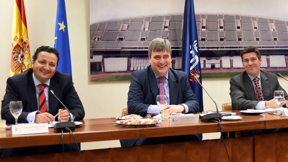 Foto: Miguel Cardenal y Óscar Graefenhain (CSD)