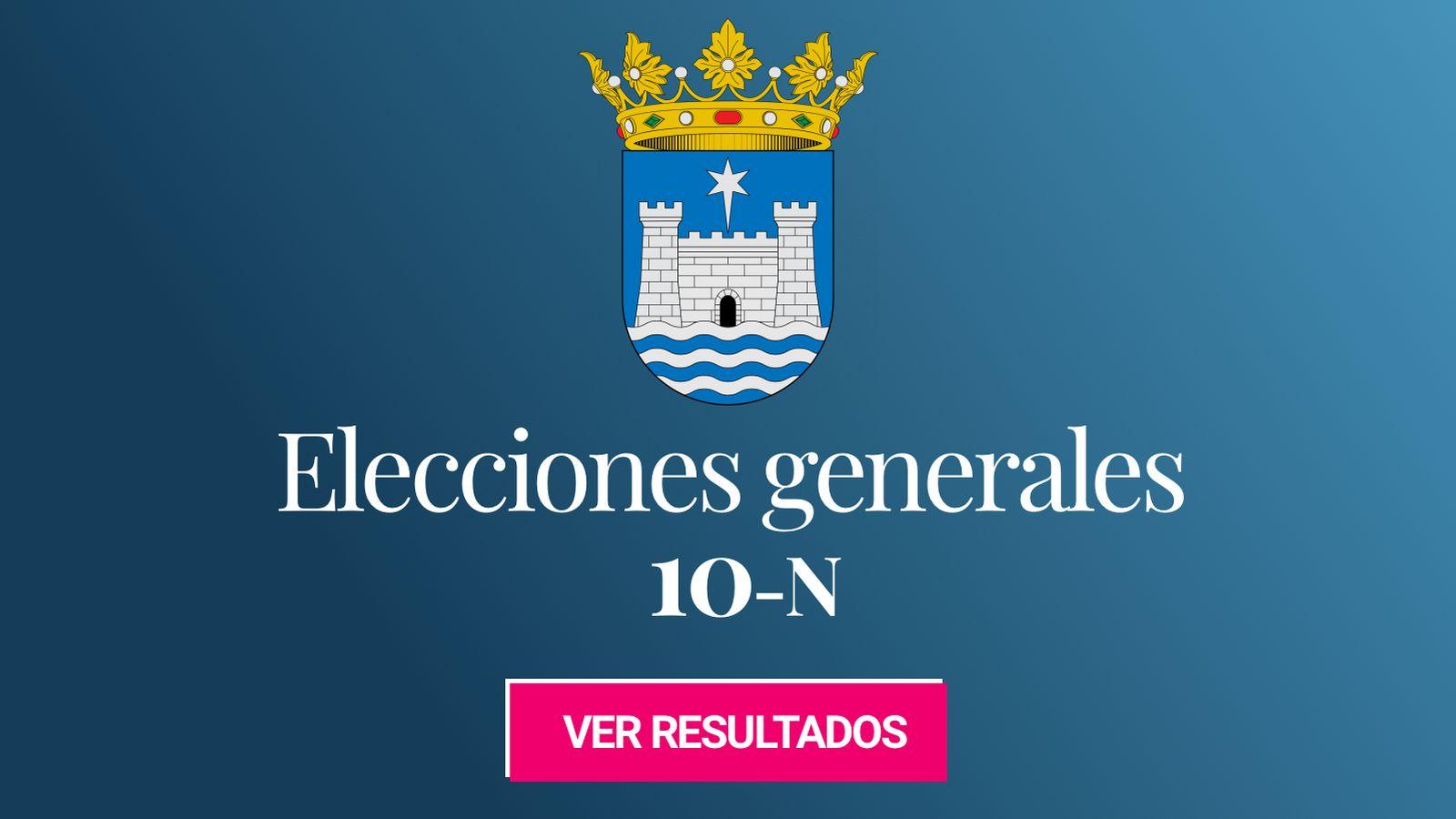 Foto: Elecciones generales 2019 en Gandia. (C.C./EC)