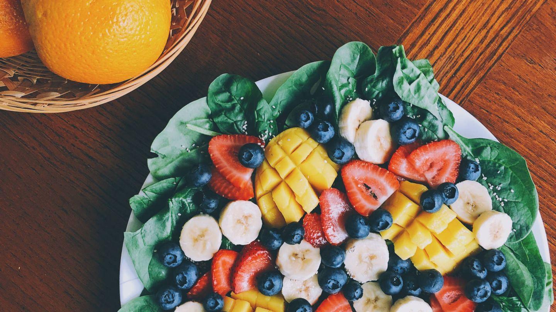 Fruta con más fibra para adelgazar. (Rebecca Hansen para Unsplash)