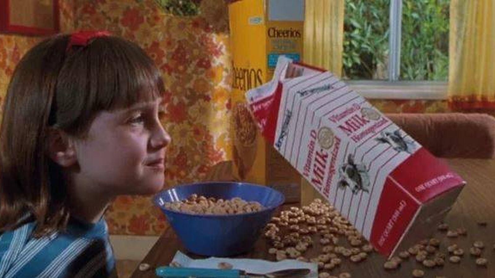 Foto: Fotograma de la película 'Matilda'.