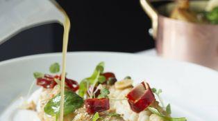 Narciso: sí, afortunadamente, se puede comer bien en un restaurante de moda