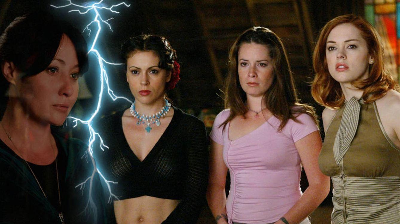 Toda la verdad de las peleas entre las actrices de 'Embrujadas'