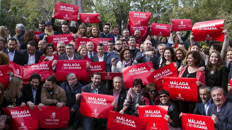 Una reunión de Juventudes Socialistas. (EFE)