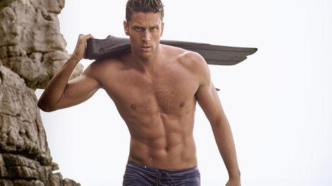 Luca Dotto enseña (y saca) músculo antes de los Juegos Olímpicos de Río