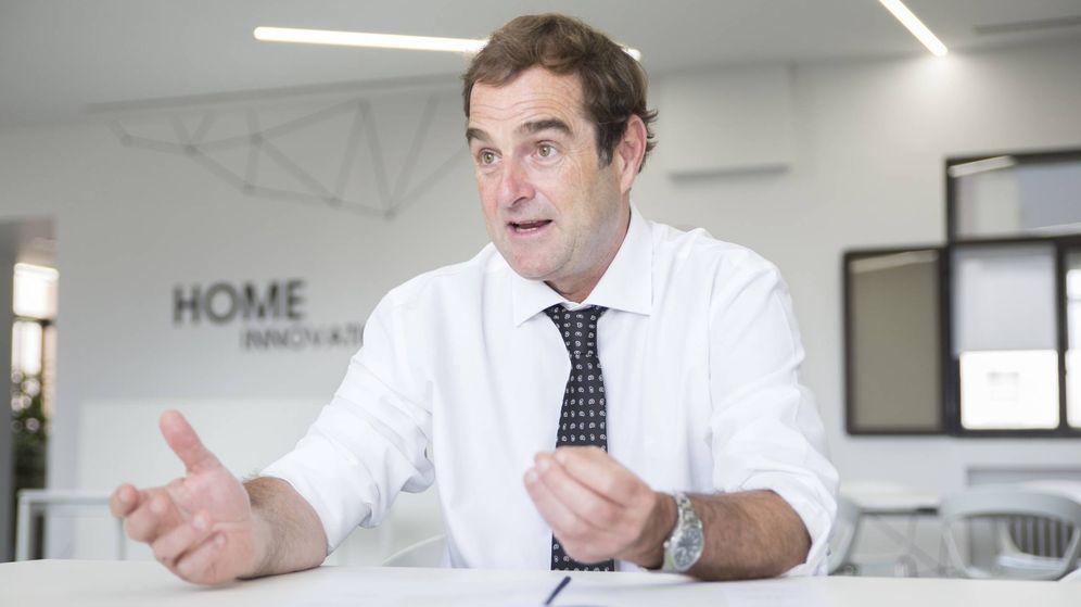 Foto: Borja García-Egotxeaga, consejero delegado de Neinor