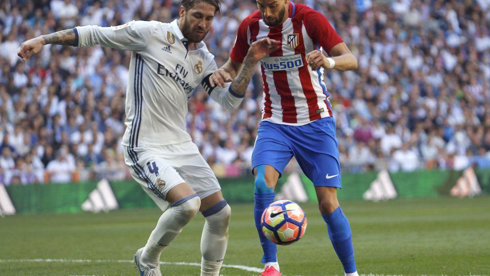 Foto: Real Madrid y Atlético de Madrid se enfrentan por cuarta temporada consecutiva en la Champions League. (EFE)