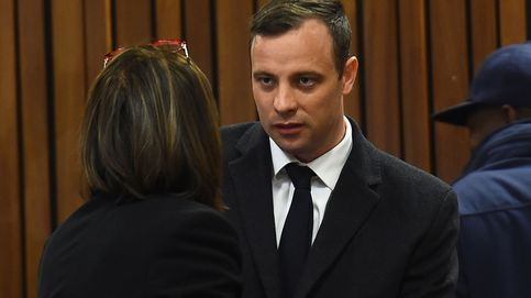 Pistorius es condenado a 6 años de prisión por el asesinato de su novia