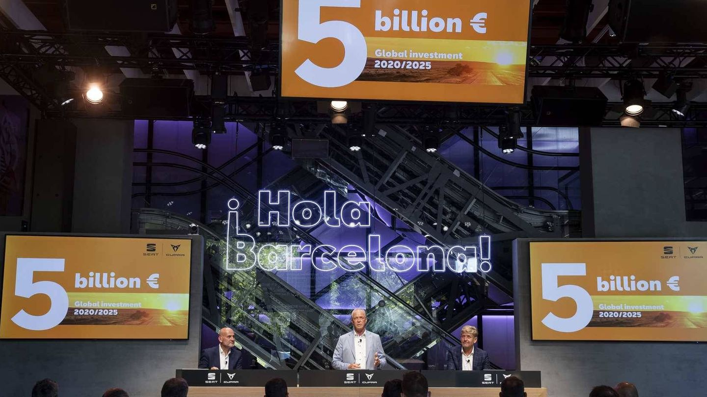 En julio pasado la marca española anunció su plan de inversiones, dotado con 5.000 millones de euros hasta 2025.