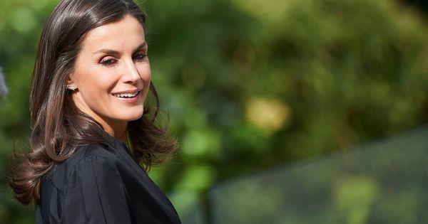 La reina Letizia, a José Bono: