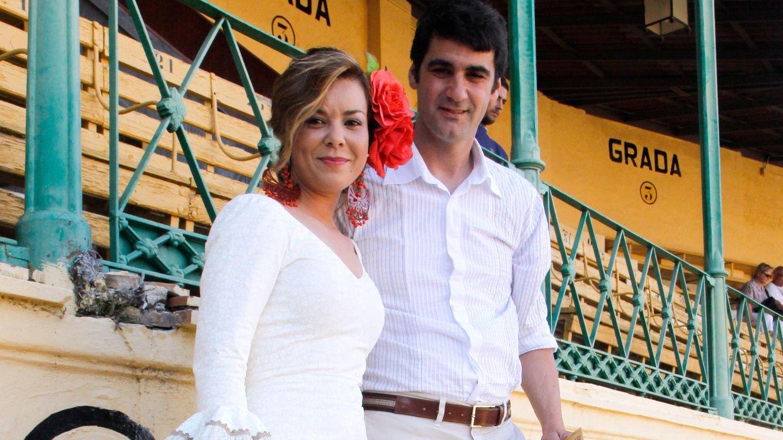 Foto: María José Campanario y Jesulín de Ubrique, en una imagen de archivo (Gtres)