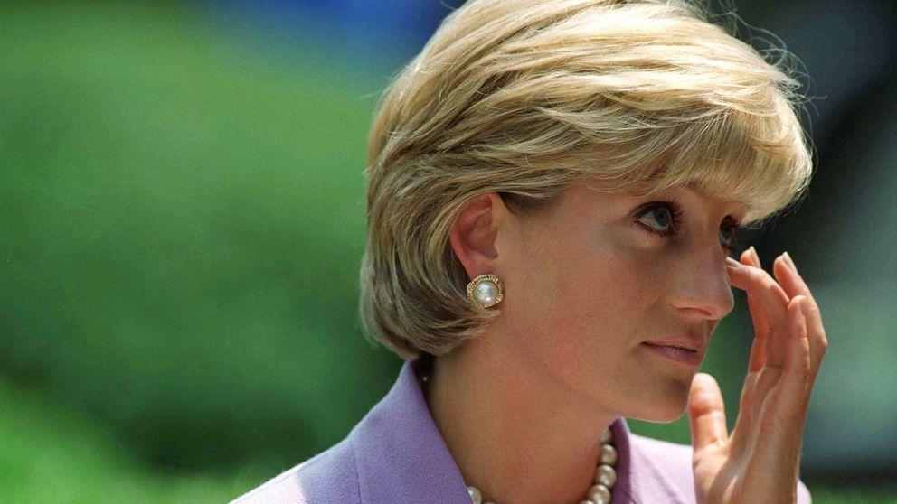 Las últimas palabras de la princesa Diana al bombero que intentó salvarla