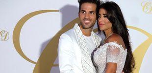 Post de De blanco y con 'photocall' personalizado: así fue la boda de Fábregas y Daniella Semaan