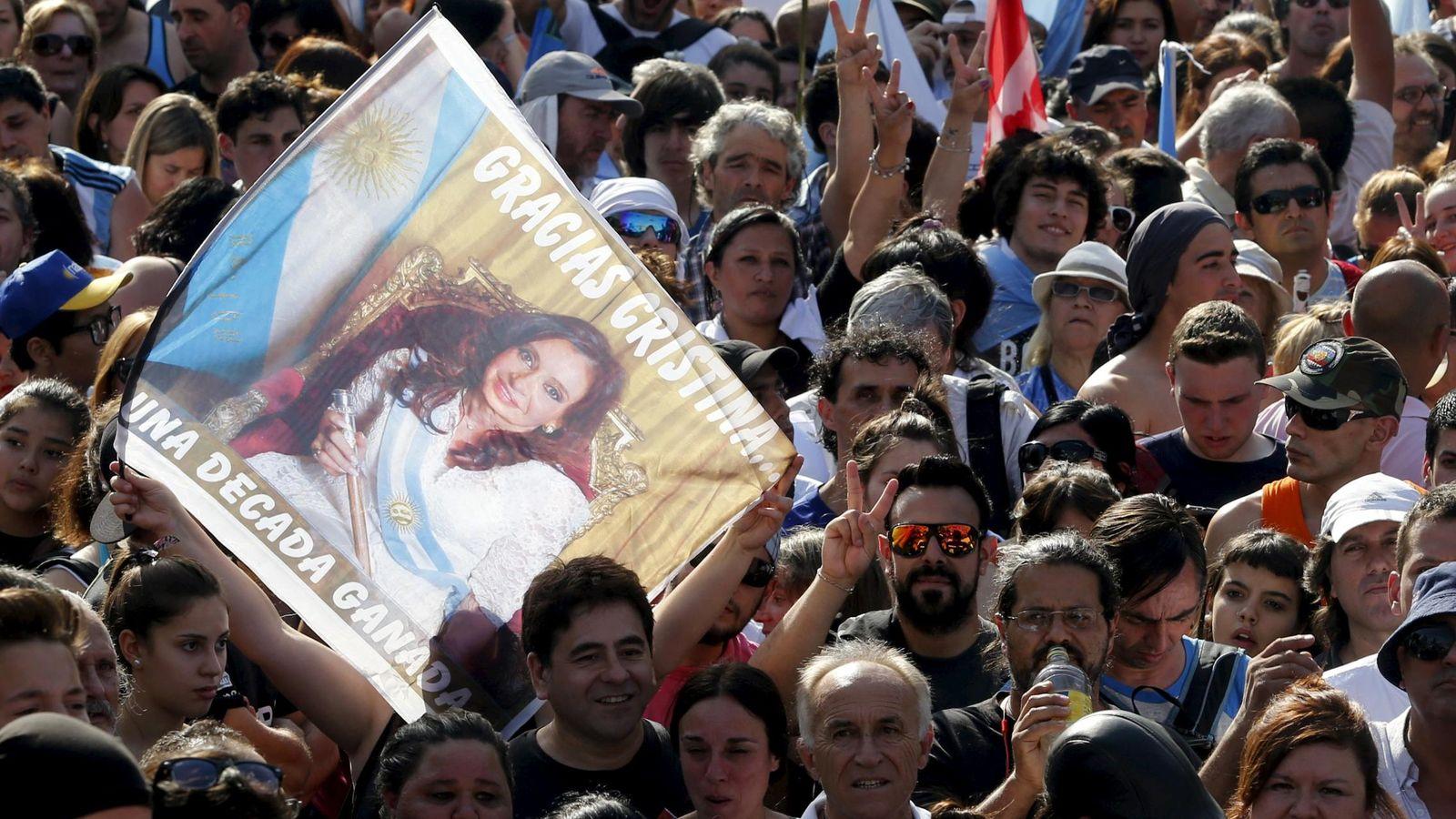 Mi Argentina: Noticias De Argentina: No Llores Por Mí, Argentina