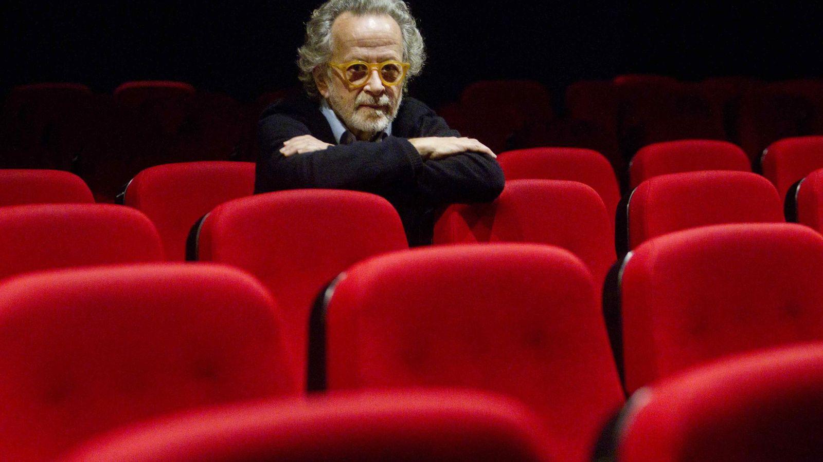 Foto: Fernando Colomo, candidato al Goya al Mejor actor revelación (EFE)