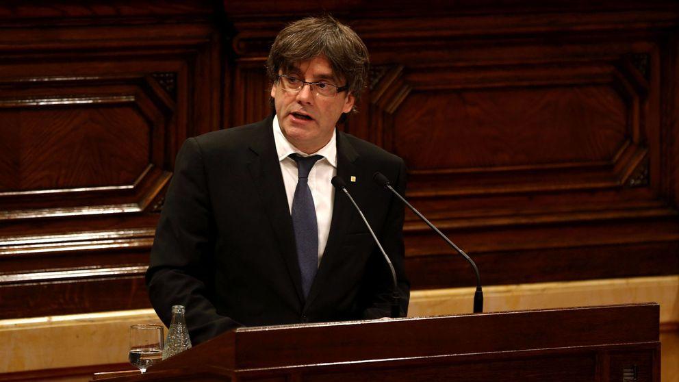 Puigdemont desvela cómo se 'comerá' a la Hacienda española en su 'procés'
