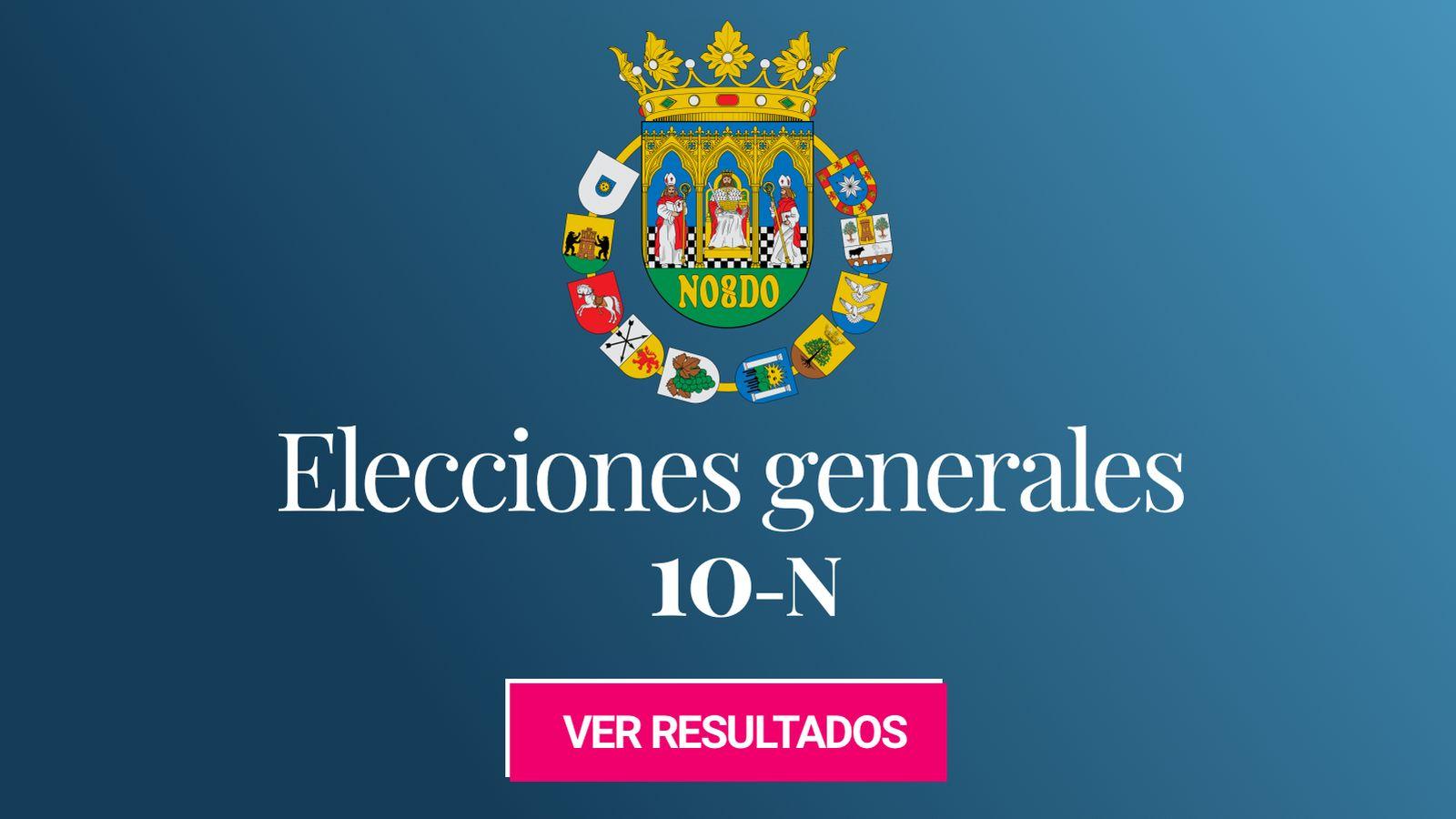 Foto: Elecciones generales 2019 en la provincia de Sevilla. (C.C./HansenBCN)