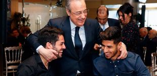 Post de Los consejos de Florentino Pérez a Isco para tranquilizar los nervios en el Real Madrid