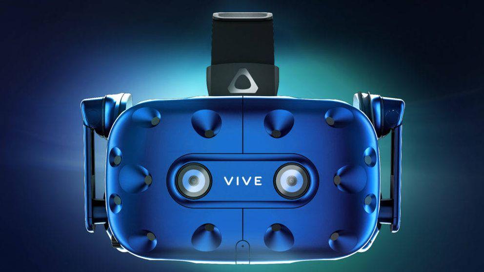 HTC Vive Pro, el mejor visor de realidad virtual, es ahora casi invencible