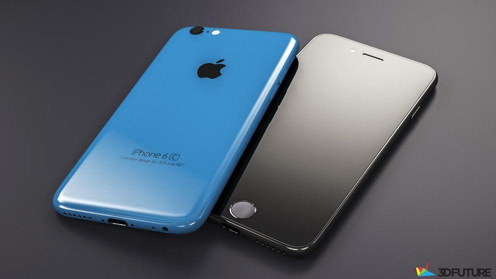 Apple presentará tres 'smartphones' en 2015 (y sí, habrá un iPhone 6c)
