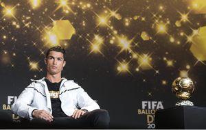 El Balón de Oro de Ronaldo, la guinda del pastel para Nike