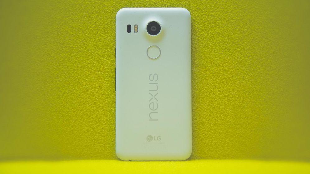 Foto: Google Nexus 6 (Foto: Javier Martiíez)