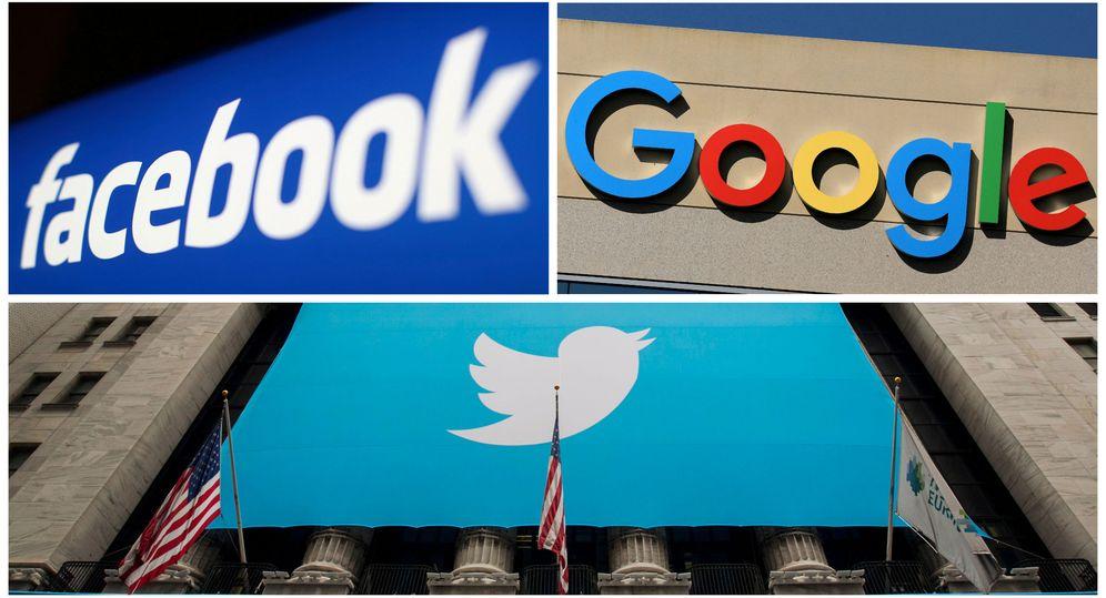 Foto: Facebook, Google o Amazon son algunas de las compañías que se pueden ver afectadas por los nuevos impuestos. (Reuters)
