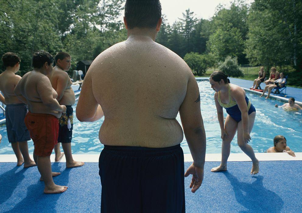 Foto: Uno de cada tres niños españoles sufre sobrepeso. (Corbis)