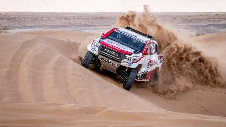 Rally de Marruecos: tres pinchazos arruinan el esperanzador debut de Fernando Alonso