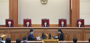 Post de Corea del Sur destituye a su presidenta Park Geun-hye: el ejército, en alerta
