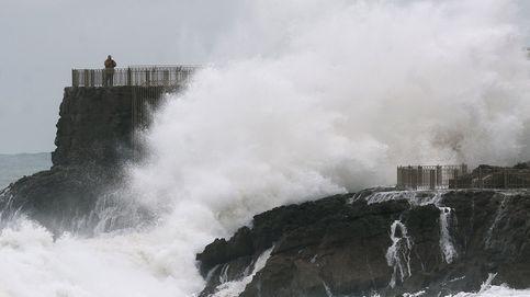 Diecinueve provincias estarán hoy en alerta por lluvia, viento y oleaje