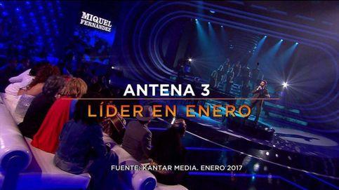 Pulla de Antena 3, tras ganarle el mes a Telecinco, con la 'bárbara' noticia