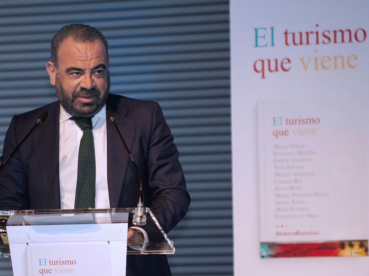 Foto: El consejero delegado de Melia Hotels International, Gabriel Escarrer. (EFE)